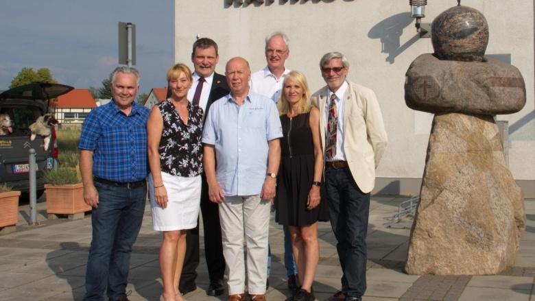 Martin Wille, Sabine Henck, Peter Harnisch, Robert Rust, Olaf Damm, Jeannette Wunsch, Hans-Georg Springer