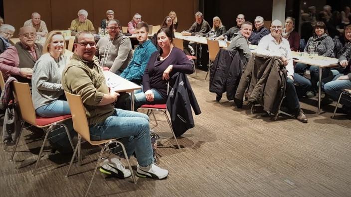 Mitgliederversammlung Vorbereitung zur Kommunalwahl 2019
