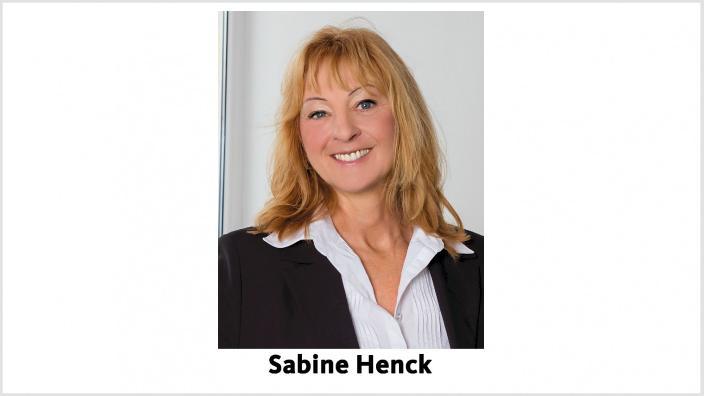 Sabine Henck